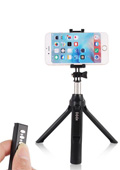 Mini Selfie Tripod (Bluetooth)