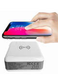 QI Wirless Charger Power Bank