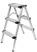 Aluminum Studio Step Ladder