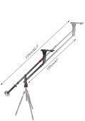 New Portable Crane Jib (Carbon Fiber)